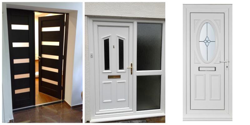 vrata - ulazna i sobna