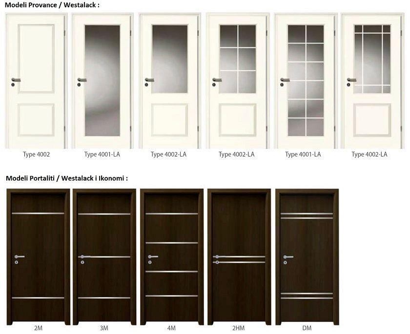 Modeli vrata